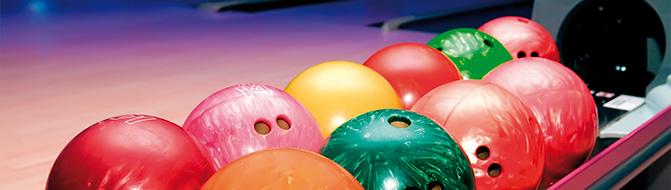 Blå mandag i Næstved med bowling